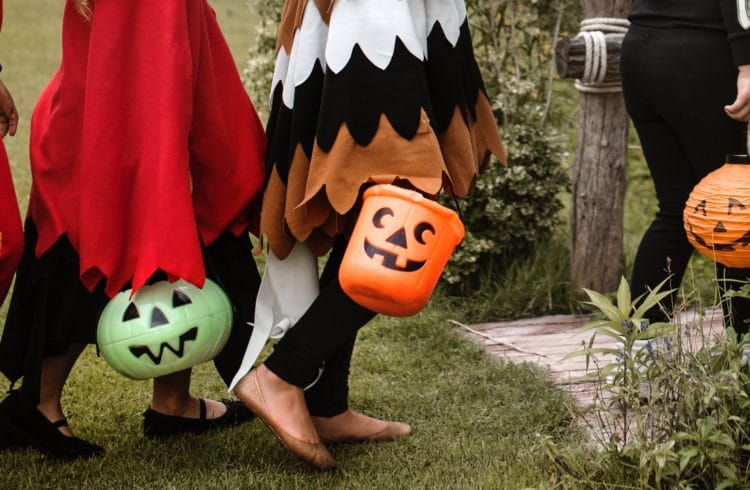 Kids Trick-or-Treating | Ultimate Halloween Guide | Marching North