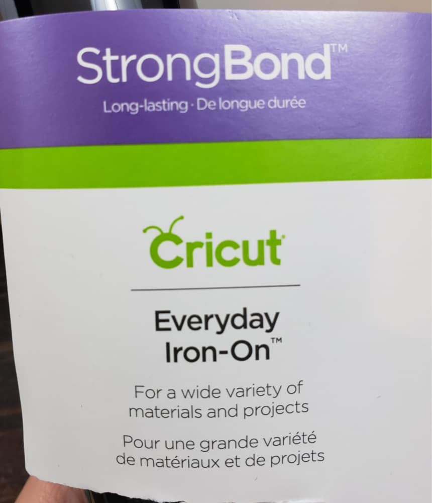 Cricut Everyday Iron-On Vinyl | Marching North